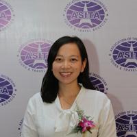 Ketua Pasar Asean - Febrina Budiman