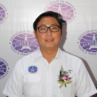 Sekretaris Pasar Cina - Johanes Sulimin