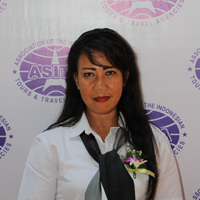 Sekretaris Pasar Australia & Pacific - Ni Luh Ekami Putri