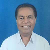 Anggota Penasehat - Paul E. Talo, S.sos, M. Par