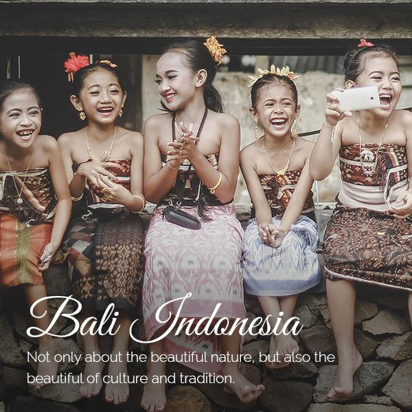 Culture and Traditions of Bali
